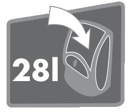 Objem 28L