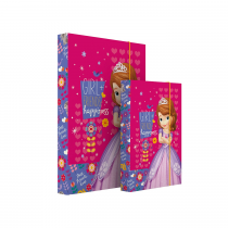 Heft box A5 Sofia the First