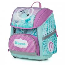 Školní batoh PREMIUM FLEXI kůň romantic 45fbd9a3f0