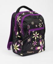 bdbcd970d26 Školní batoh Soft fashion kytky · Zobrazit detail. FLOWERS