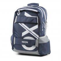 Studentský batoh OXY Sport BLUE LINE White 42ca3ae3df