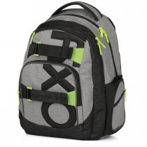 8f620106cb7 Studentský batoh OXY Style Grey