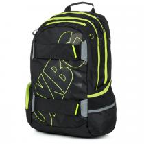 Studentský batoh OXY Sport BLACK LINE green ed506f97a0