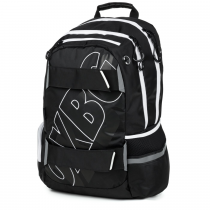 Studentský batoh OXY Sport BLACK LINE white 5bdb1adb6b