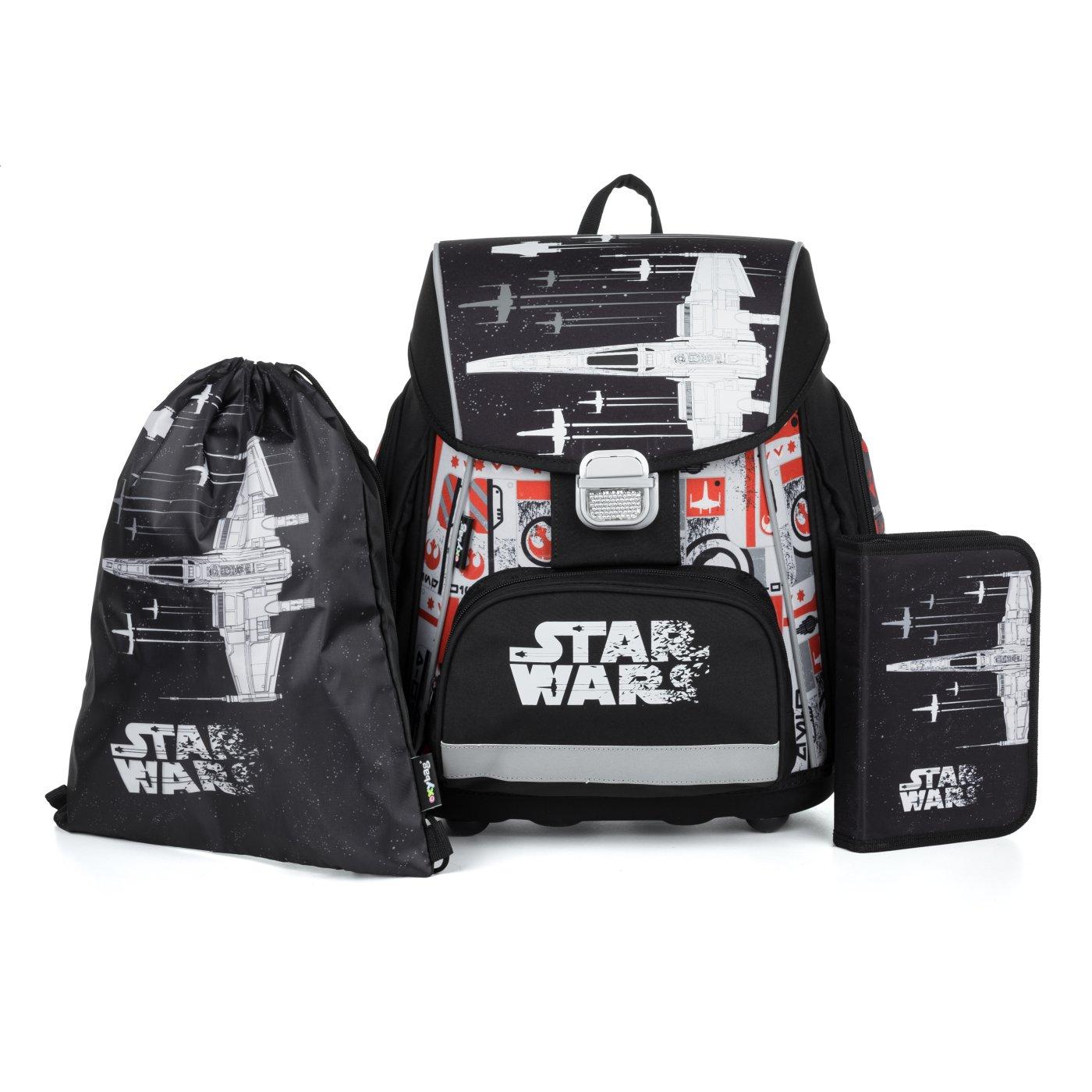 Set 3dílný PREMIUM Star Wars - Školní potřeby » BATOHY A AKTOVKY ... e0762a0988