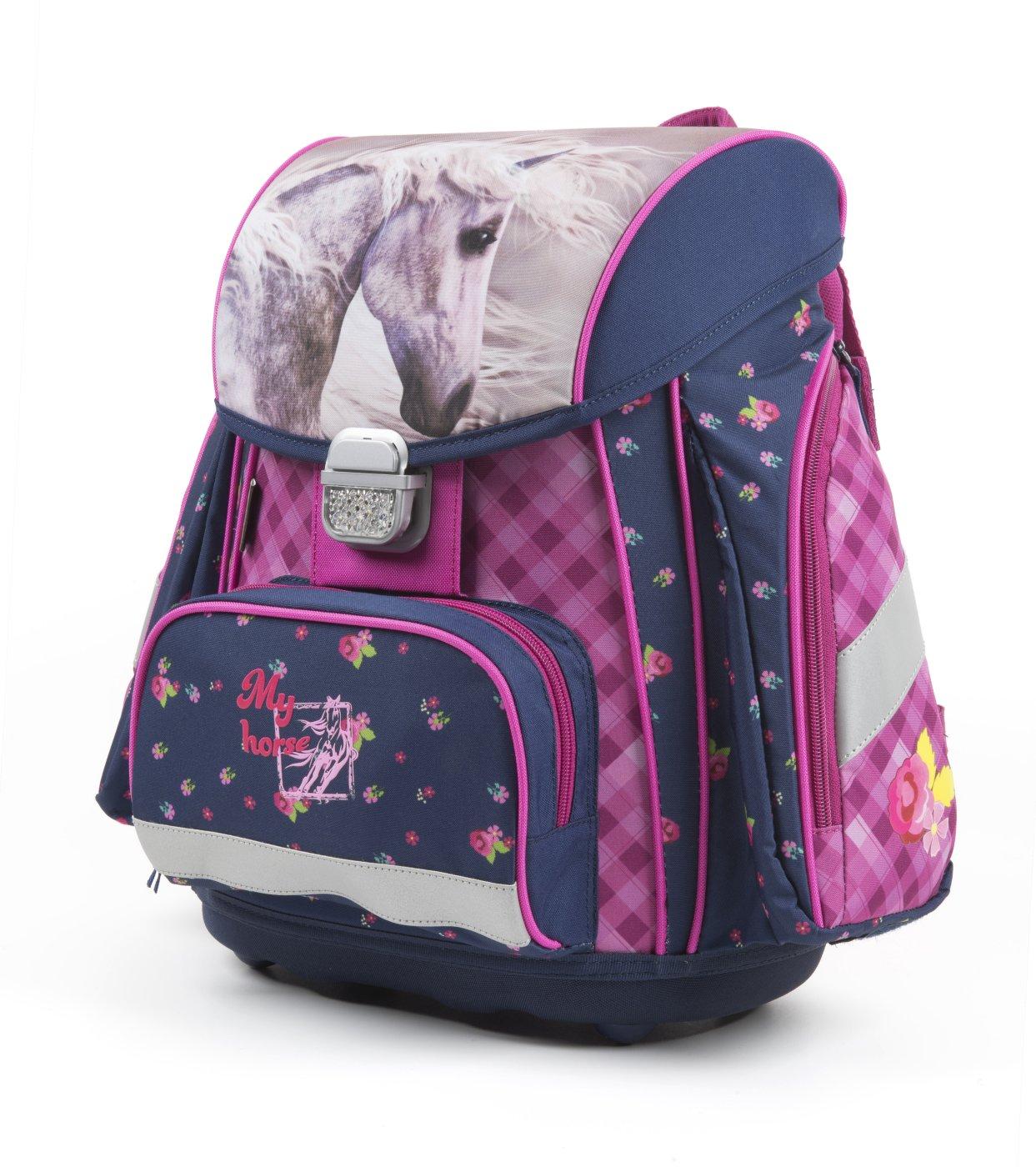 Školní batoh PREMIUM kůň - Školní potřeby » BATOHY A AKTOVKY » PREMIUM 6d6189bf11