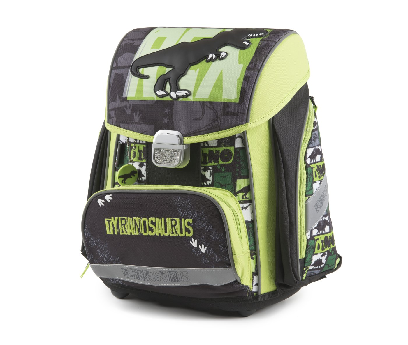 Školní batoh PREMIUM T-rex - Školní potřeby » BATOHY A AKTOVKY » PREMIUM 8c02f7e6e1