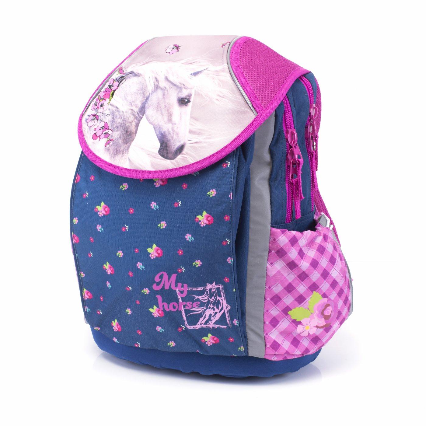 Školní batoh PLUS kůň - Školní potřeby » BATOHY A AKTOVKY » PLUS 6891c0de82