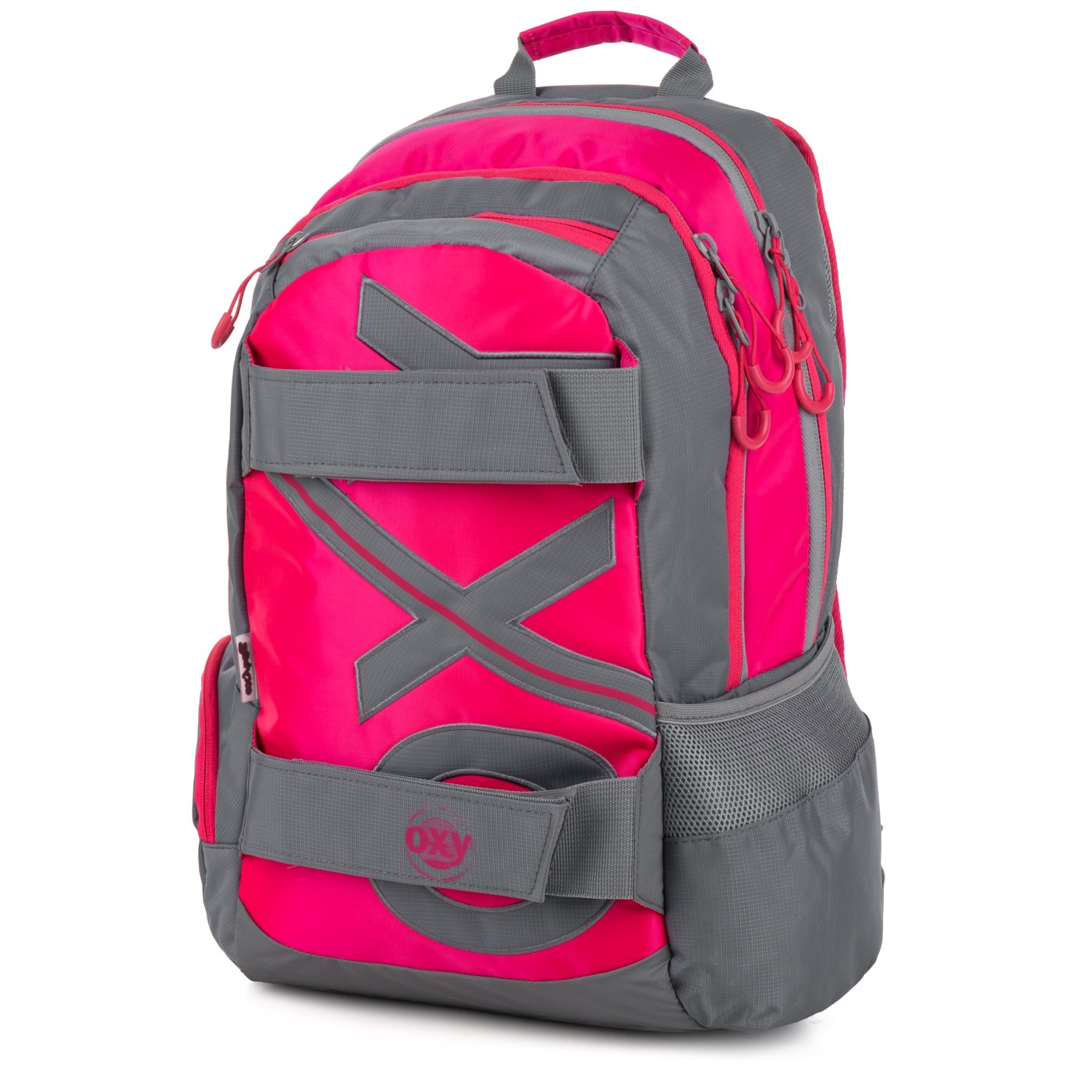 ... Školní potřeby · OXY STUDENTSKÉ BATOHY A DOPLŇKY · OXY SPORT ·  Studentský batoh OXY Sport NEON LINE Pink Bez licence · Image 218e44ad63