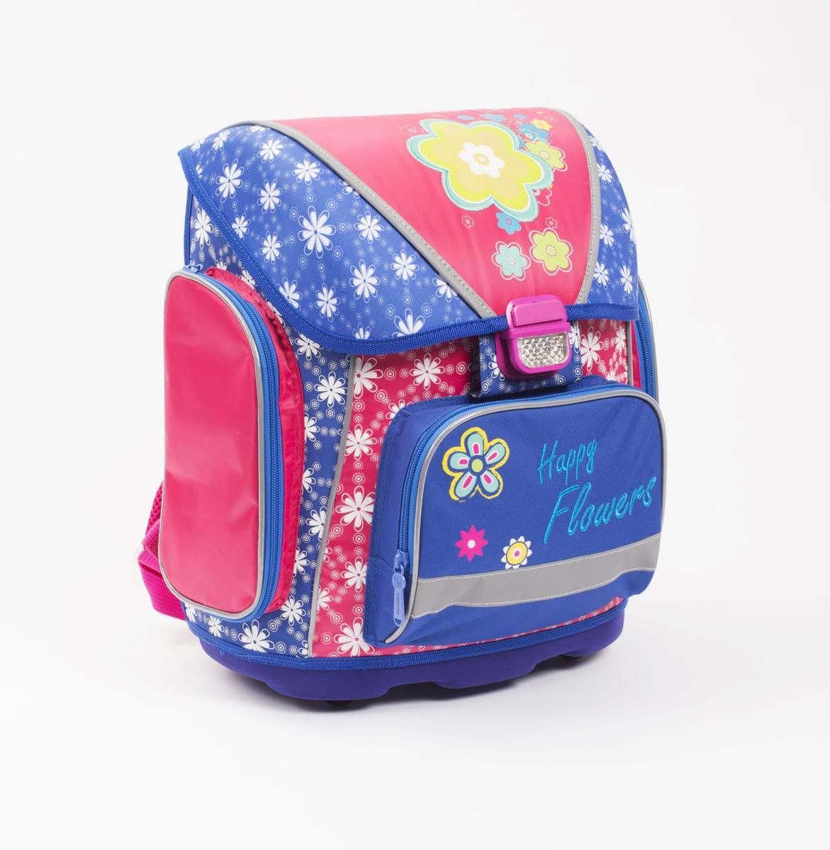 Anatomický batoh PREMIUM Premium květiny - Školní potřeby » BATOHY A ... 55aba424fc