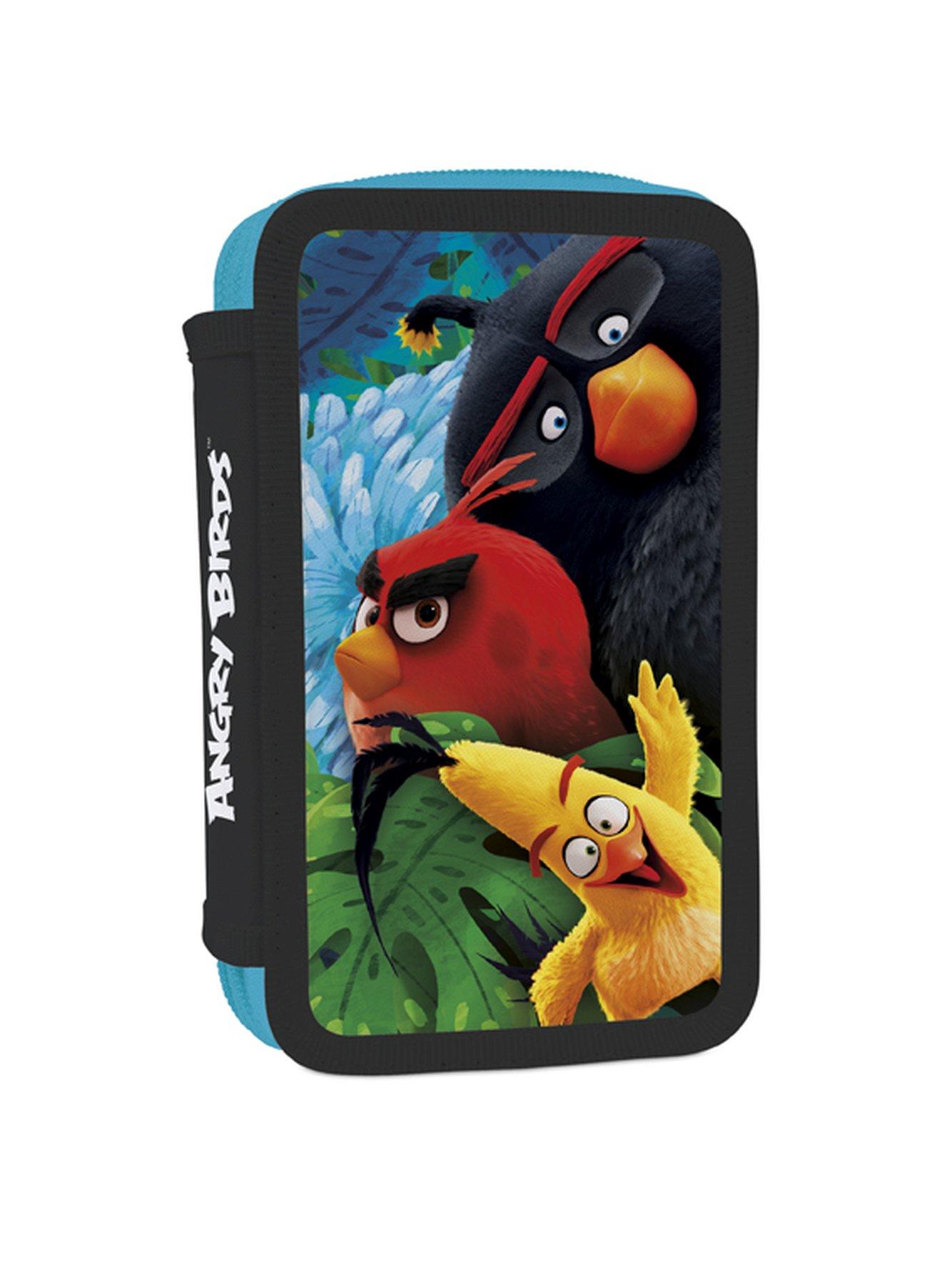 Penál 3 p. prázdný Angry Birds Movie - Školní potřeby » PENÁLY ... a1a9802d3f