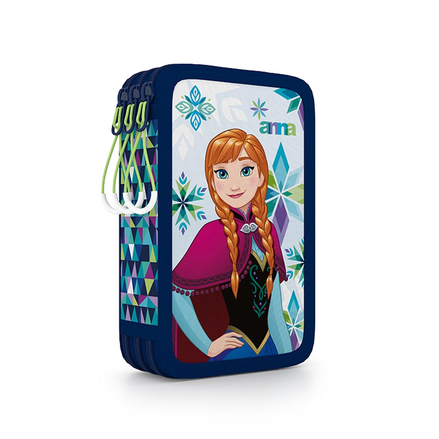 ... Školní potřeby · PENÁLY NENAPLNĚNÉ · Trojpatrové · Penál 3 p. prázdný  Frozen Disney · Image ee805aecd2