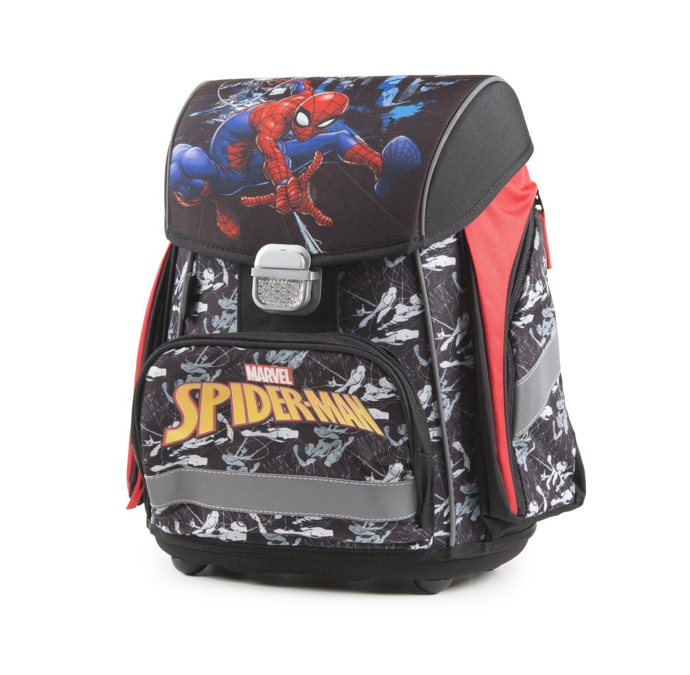 Školní batoh PREMIUM Spiderman - Školní potřeby » BATOHY A AKTOVKY ... 979d778238