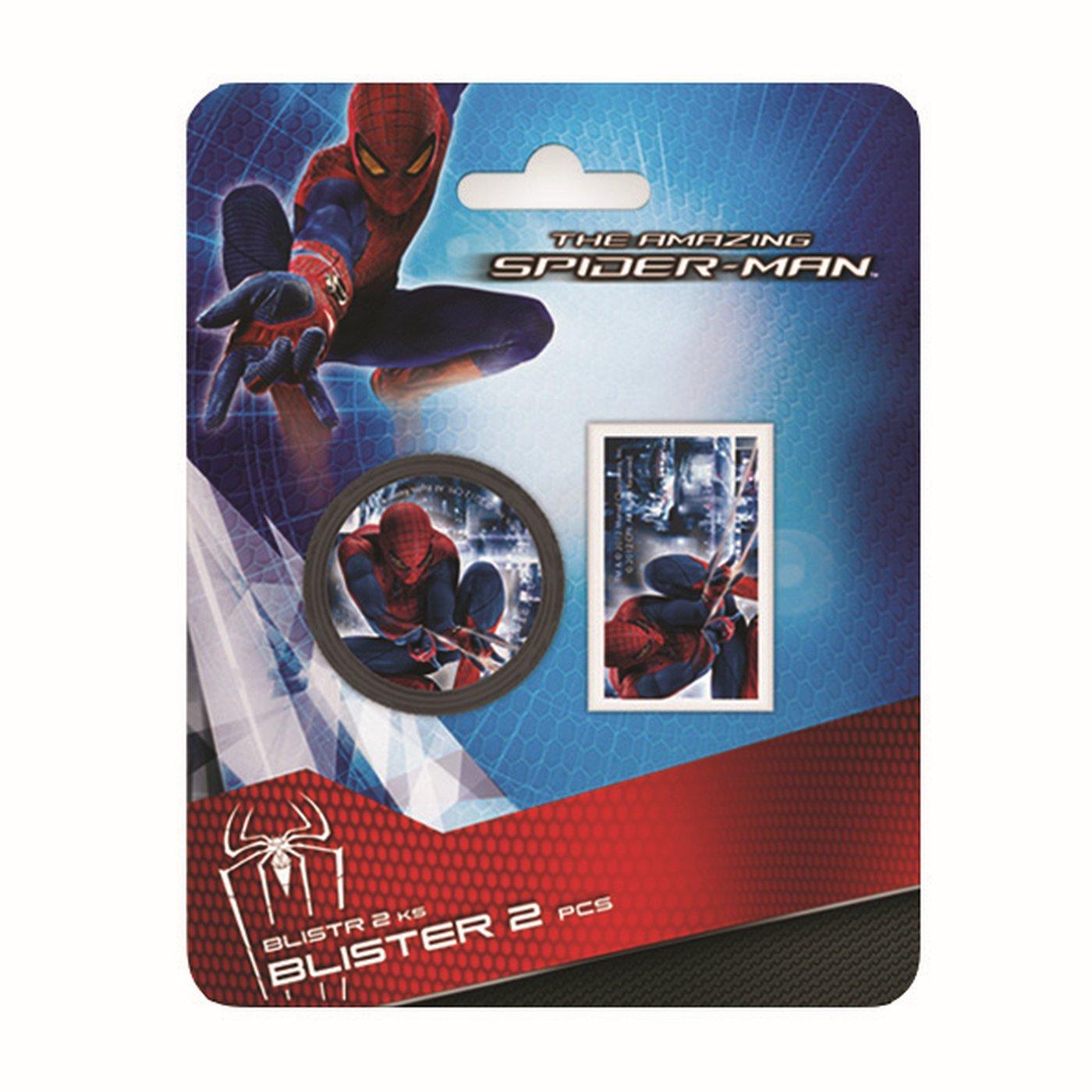 6186ce88d8f Blistr2ks ořezávátko+guma Spiderman - Školní potřeby » POKLADNIČKY ...