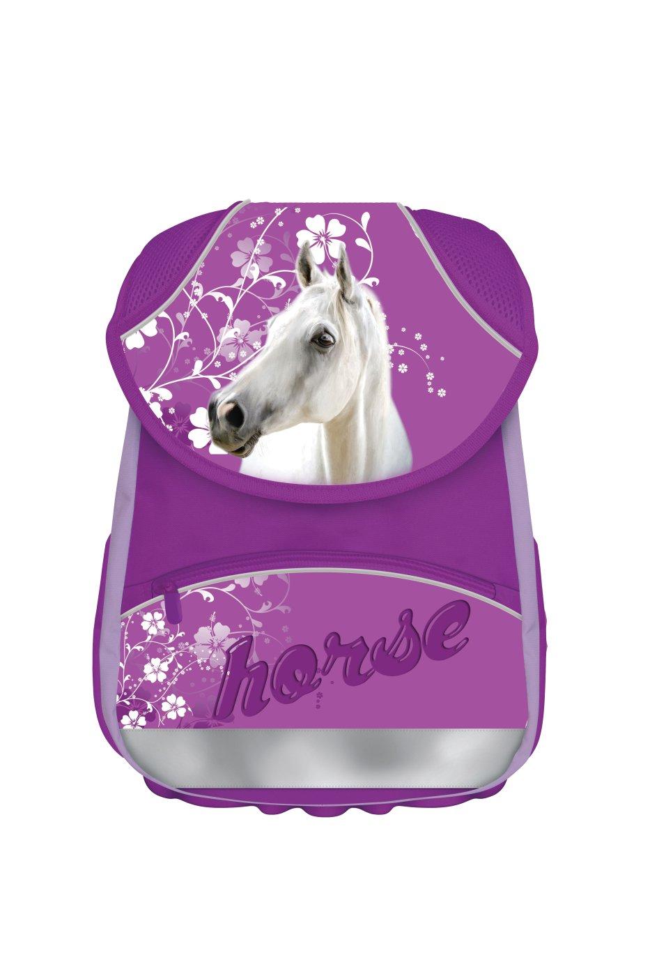 Školní batoh KLASIK kůň - Školní potřeby » BATOHY A AKTOVKY » PLUS e615c5655b
