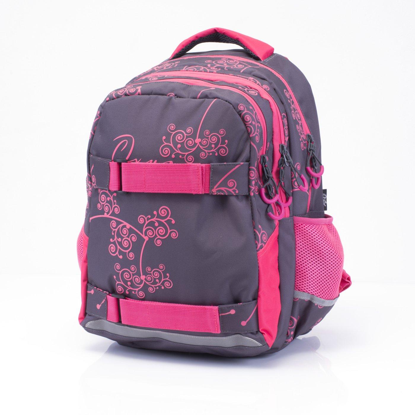 1eaffc8be3f Studentský batoh OXY One Pink - Školní potřeby » OXY STUDENTSKÉ ...