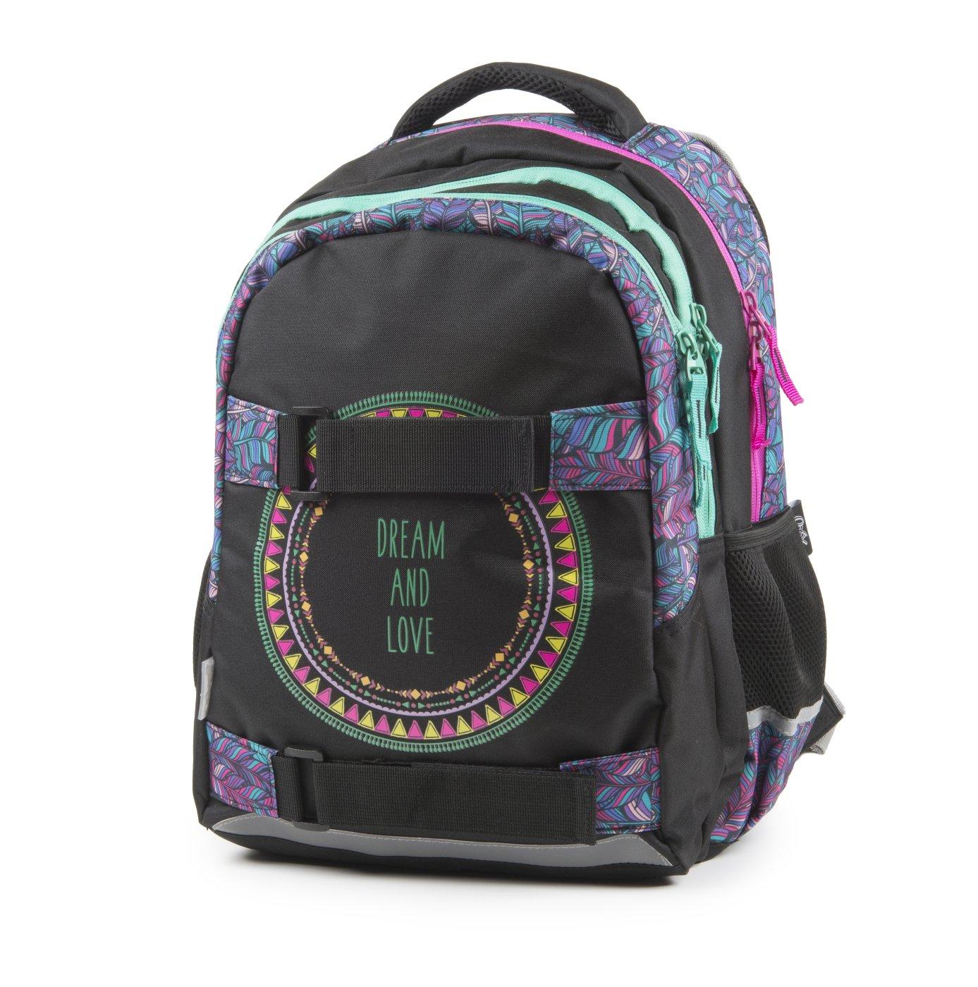 8886ca758ac Studentský batoh OXY One Spirit - Školní potřeby » OXY STUDENTSKÉ ...