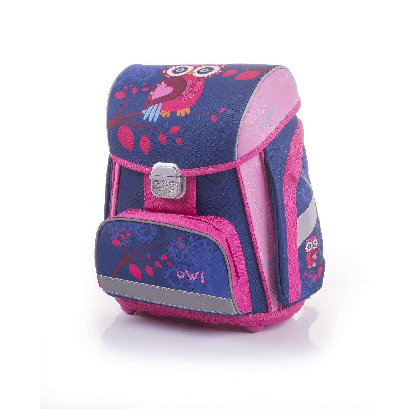 Školní batoh PREMIUM Sova - Školní potřeby » BATOHY A AKTOVKY » PREMIUM a2566be3d4
