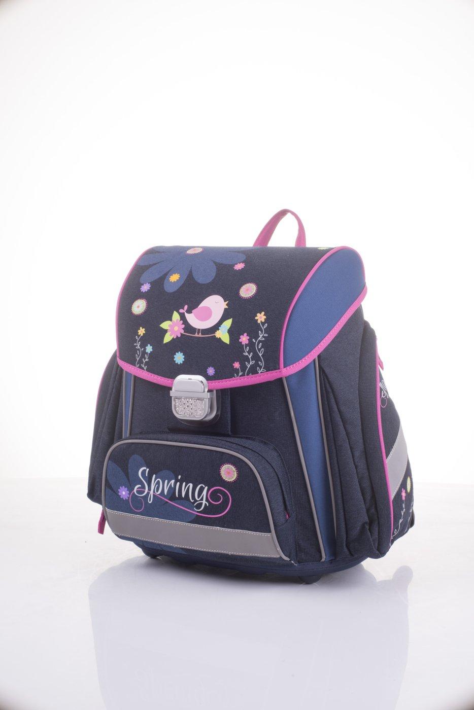 Školní batoh PREMIUM Spring - Školní potřeby » BATOHY A AKTOVKY ... 53d7566968