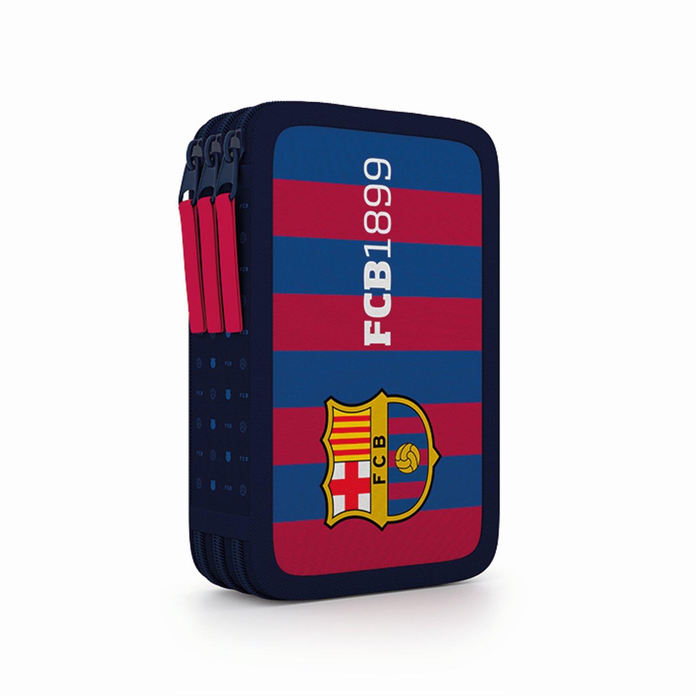 Penál 3 p. prázdný FC Barcelona - Školní potřeby » PENÁLY NENAPLNĚNÉ ... 2b1a6bbbee
