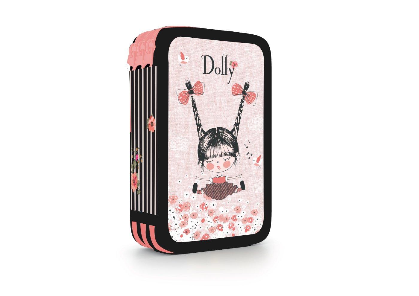 ... Školní potřeby · PENÁLY NENAPLNĚNÉ · Trojpatrové · Penál 3 p. prázdný  Dolly Bez licence · Image 8368ca2792