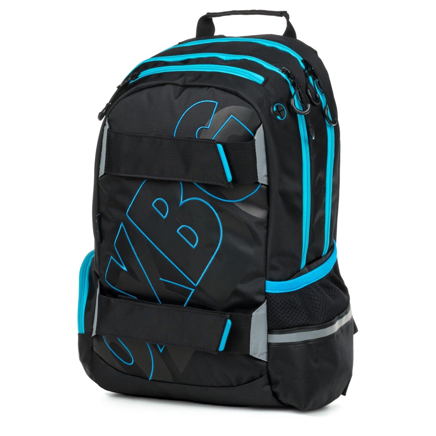 ... Školní potřeby · OXY STUDENTSKÉ BATOHY A DOPLŇKY · OXY SPORT ·  Studentský batoh OXY Sport BLACK LINE blue Bez licence · Image e56742702a