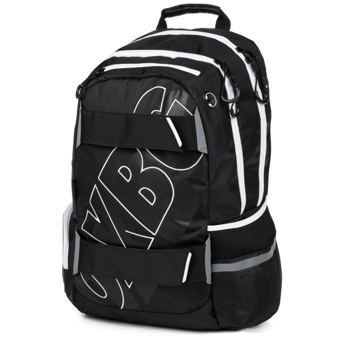... Školní potřeby · OXY STUDENTSKÉ BATOHY A DOPLŇKY · OXY SPORT ·  Studentský batoh OXY Sport BLACK LINE white Bez licence · Image 86234660aa