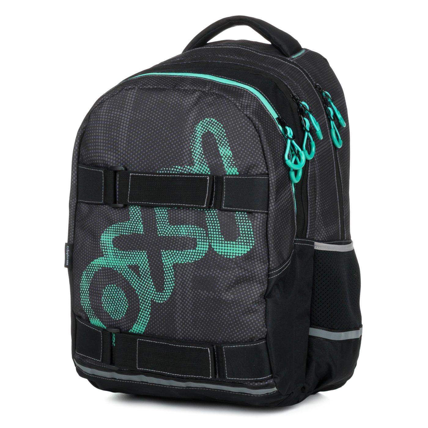 Studentský batoh OXY One Metrix c23801ba1a